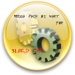 Mega Pack by m@rt for slaed 2.1 lite v8.0